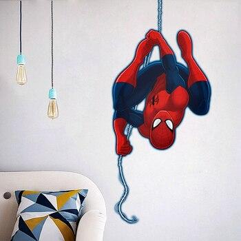 Spiderman Breaks Through 1