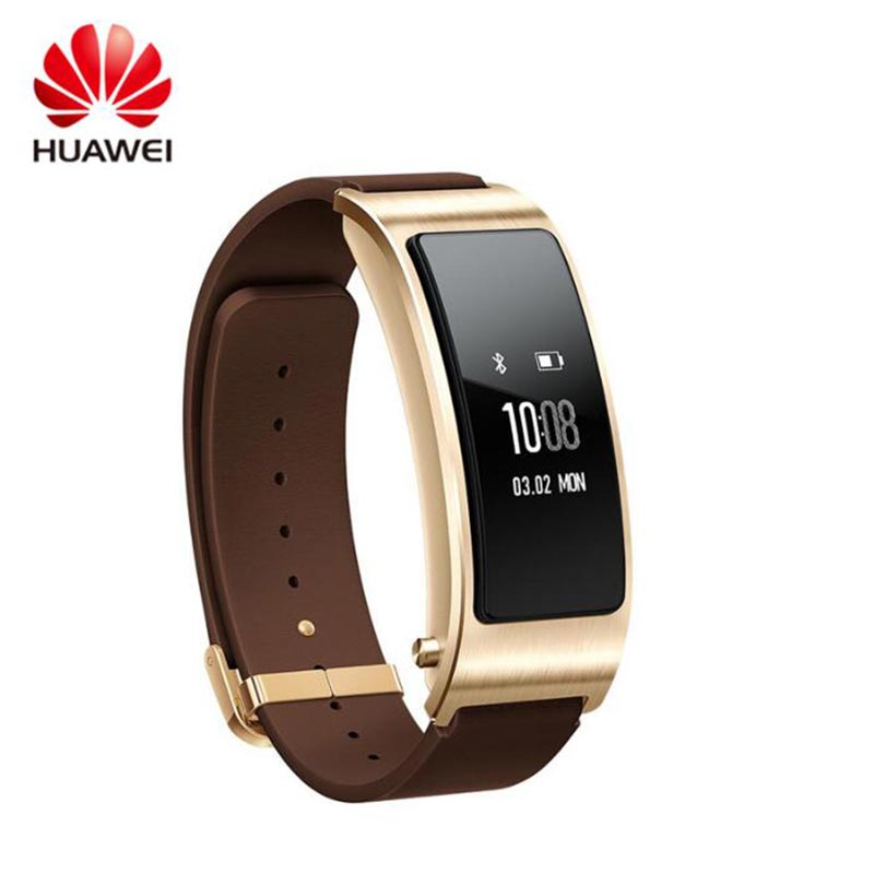 Original Huawei TalkBand B3 Talk Band Bluetooth Smart Wristbands Wearable Sports watch headset Compatible Smart Mobile Phone original huawei talkband b2 health smart bracelet band