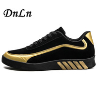 New 2018 Spring Summer Men Sneakers Low Top Black Shoes Men'S Casual Shoes Male Brand Fashion Sneakers 25D50