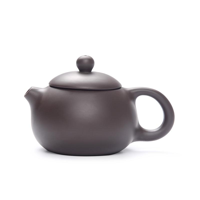 150ml Purple Clay Teapots Authentic Chinese Kungfu zisha Xi'shi Tea pot Handmade Teaware set with Safe Package Tea Ceremony Gift