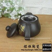 Yixing théière pleine de main-peint Yixing la théière chaud kungfu théière