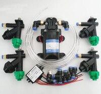 Сельскохозяйственное растение машина защиты Дрон распыления системы сопла водяной насос регулятор скорости понижающий модуль Набор водоп