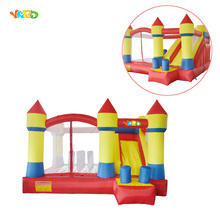 YARD Guangzhou Air Bouncer Inflatable Trampoline Bouncy Castle for Birthday Party