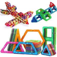 34 шт большой Размеры дизайнерские магнитные стоительные блоки
