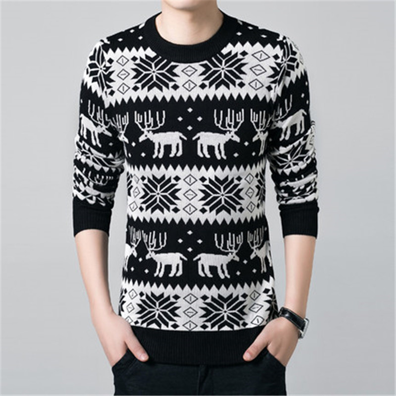 Top quality sweater men 2017 new arrival fashion hit color for Best quality shirts to print on