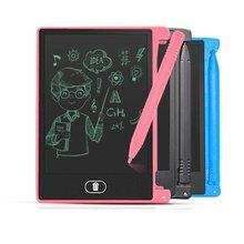 4,4 дюймовый ЖК-планшет для письма, цифровой планшет для рисования, блокноты для рукописного ввода, портативная электронная доска для планшета, ультратонкая доска с ручкой