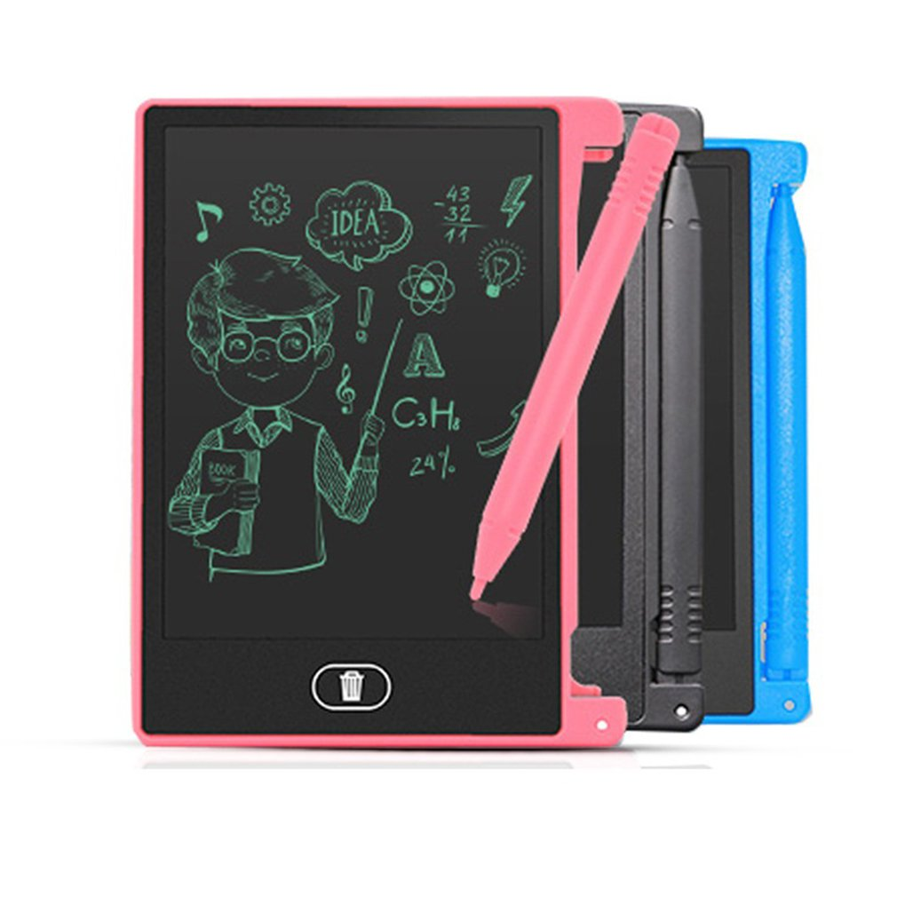 4.4 Inch LCD Writing Tablet Digital Drawing Tablet Handwriting Pads Portable Electronic Tablet Board Ultra-thin Board With Pen