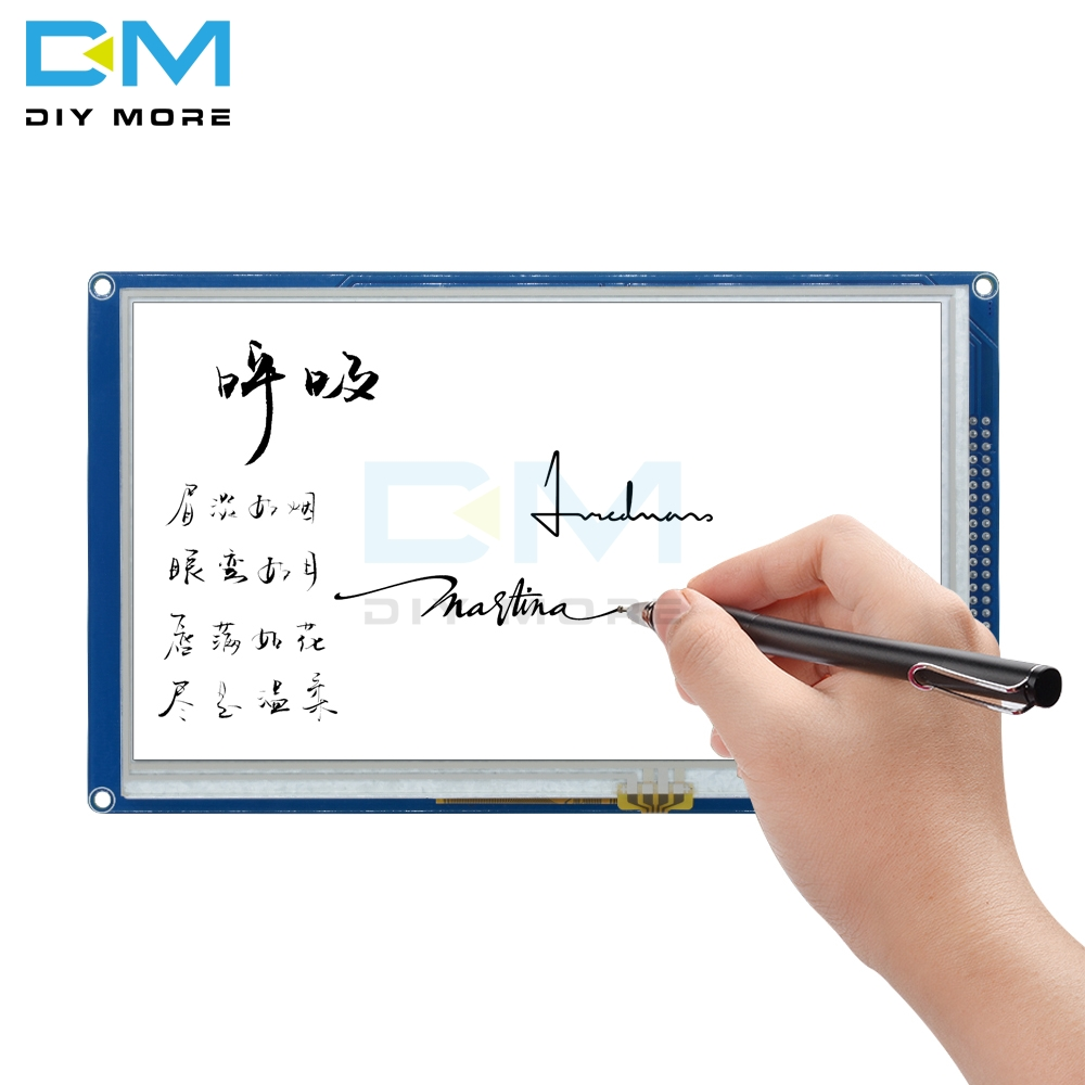 7 7 0 Inch TFT LCD Display SSD1963 800x480 Touch Panel Screen PWM LED Backlight Controller