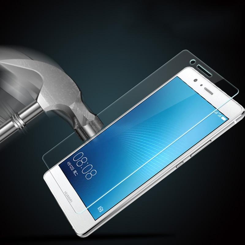 Huawei P9 Lite Tempered Glass üçün 2.5D 9H 0.3mm mükafatlı - Cib telefonu aksesuarları və hissələri - Fotoqrafiya 2