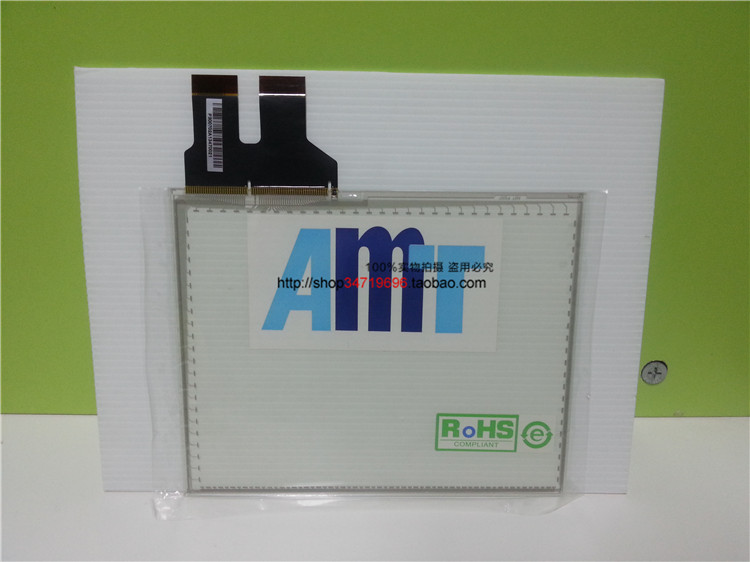 AMT P3007 A2A 8 4 inch Touch Glass Panel For machine Repair New Have in stock