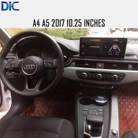 DLC hệ thống Android đa chức năng navigation cho A4 A5 2009-2017 cầu thủ carstyling 7 inch 8.8 10.25 inch Dual hệ thống hỗ trợ canbus