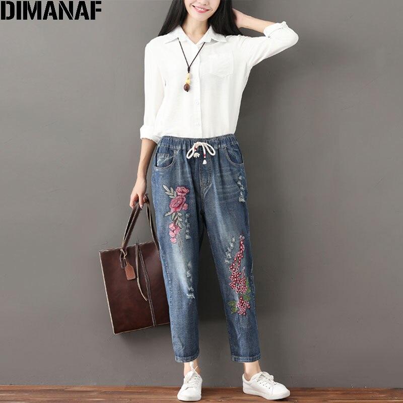 rasgado jeans cintura outono