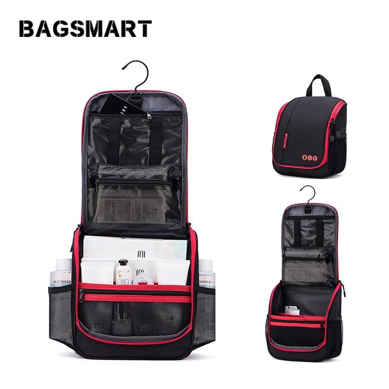 BAGSMART Multifunction Makeup Organizer Bag Women