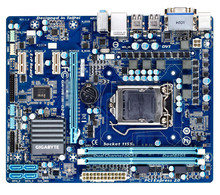 Original Motherboard For GA-H61M-D2-B3 H61M-D2-B3 DDR3 LGA 1155 Desktop Boards