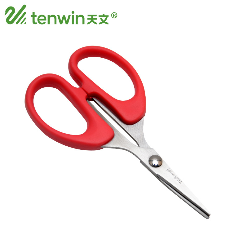 12cm Mini DIY Decorative Paper Scissors Craft Cutter Kids Scissors For Scrapbooking Kawaii Stationery Office School Supplies