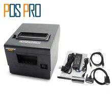 ITPP068 80mm impresora térmica impresora de la posición de corte Automático Serial + USB/LAN/Ethernet Para Cocina del restaurante Supermercado impresora