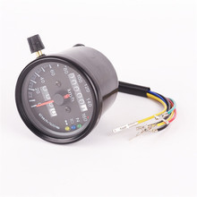Motorcycle odometer | hot modified motorcycle speed meter|High quality supply