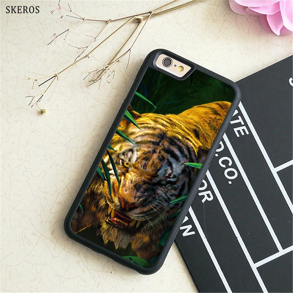 SKEROS The Jungle Book 3 phone case for iphone X 4 4s 5 5s 6 6s 7 8 6 plus 6s plus 7 & 8 plus #B740