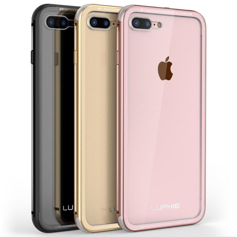 bilder für Für Apple iPhone 6 Bumper Schutzhülle Kamera Aluminium + Glasabdeckung Stoßfest Handy Metallstoßdämpfer Für iPhone 6 S fall iPhone6