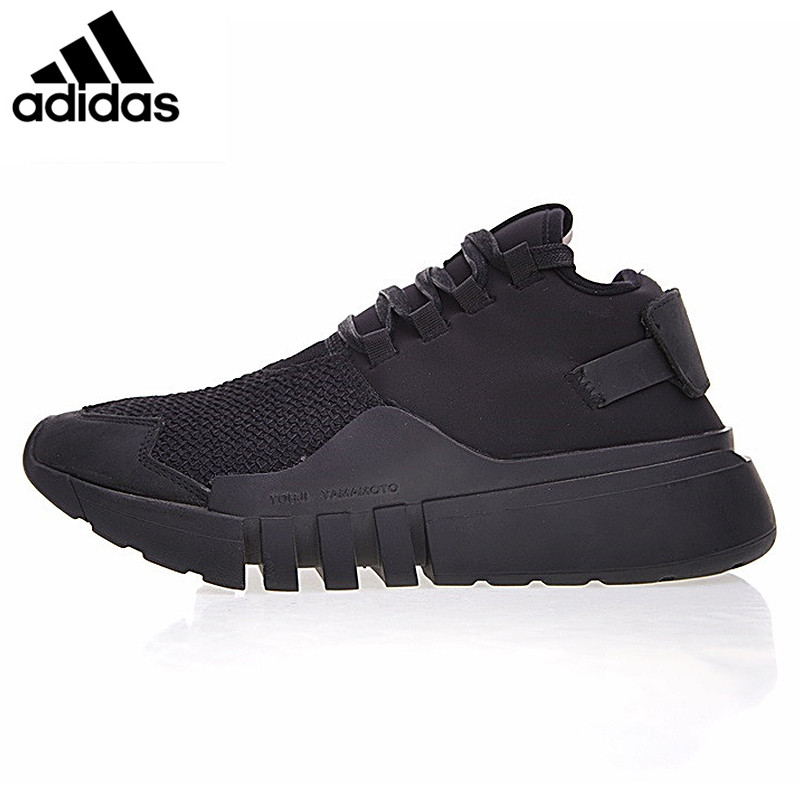 best website 9f44b f5c0a US $201.1 30% OFF|Adidas Y3 Ayero Black Knight Oreo Men's Running Shoes,  Original Men Running Shoes Sport Sneakers CG3171 EUR Size M-in Running  Shoes ...