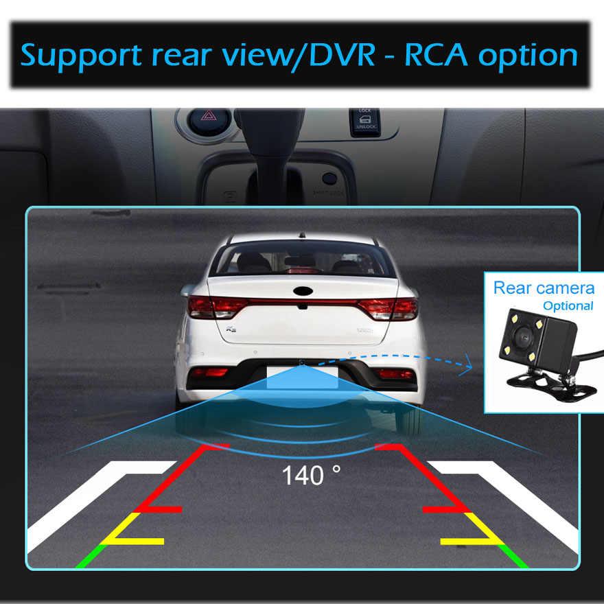 """2 Din カーラジオ 7 """"HD プレーヤー 2Din タッチスクリーン車のビデオマルチメディアプレーヤーオーディオステレオミラーリンク carplay android 携帯"""