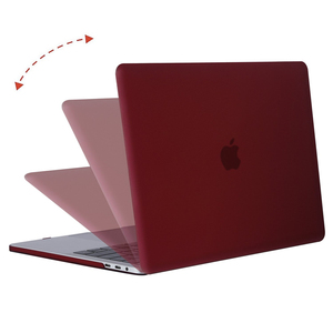 Image 3 - MOSISO Matte Hard Shell Laptop Case For MacBook Pro 13 15 Cover 2018 New Pro 13 15 with Touch Bar A1706 A1707 A1989 A1990 A1708