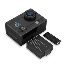 Q6 4K 16MP 2.0″ HD LCD Display Mini Video DV WiFi Action Sports Camera — 30M Waterproof Loop Recording Full HD 1080
