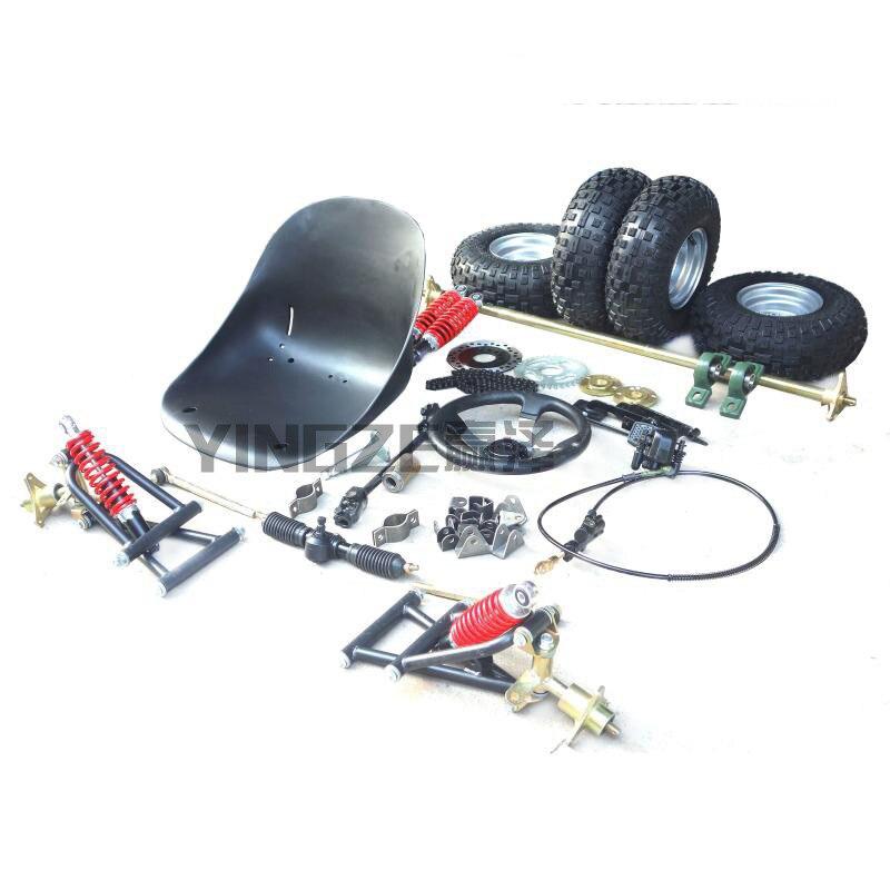 300 MM 150CC 250ER Go Kart Buggy Quad Lenkrad Für Hammerhead Kandi ...