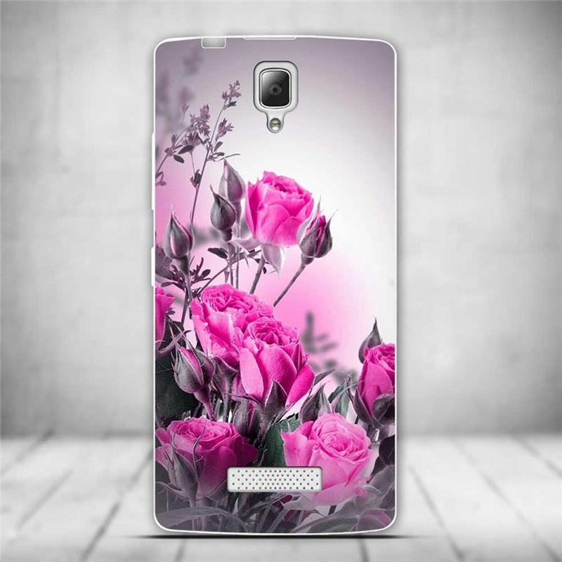 Luksusowe tylna pokrywa miękki tpu case dla lenovo a2010 a 2010 szczupła cienkie silikonowe etui na telefony dla lenovo a2010-a/a 2010 powrót skóry 8