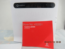 Huawei B593u-12 4G LTE Маршрутизатор + пара B593 антенна