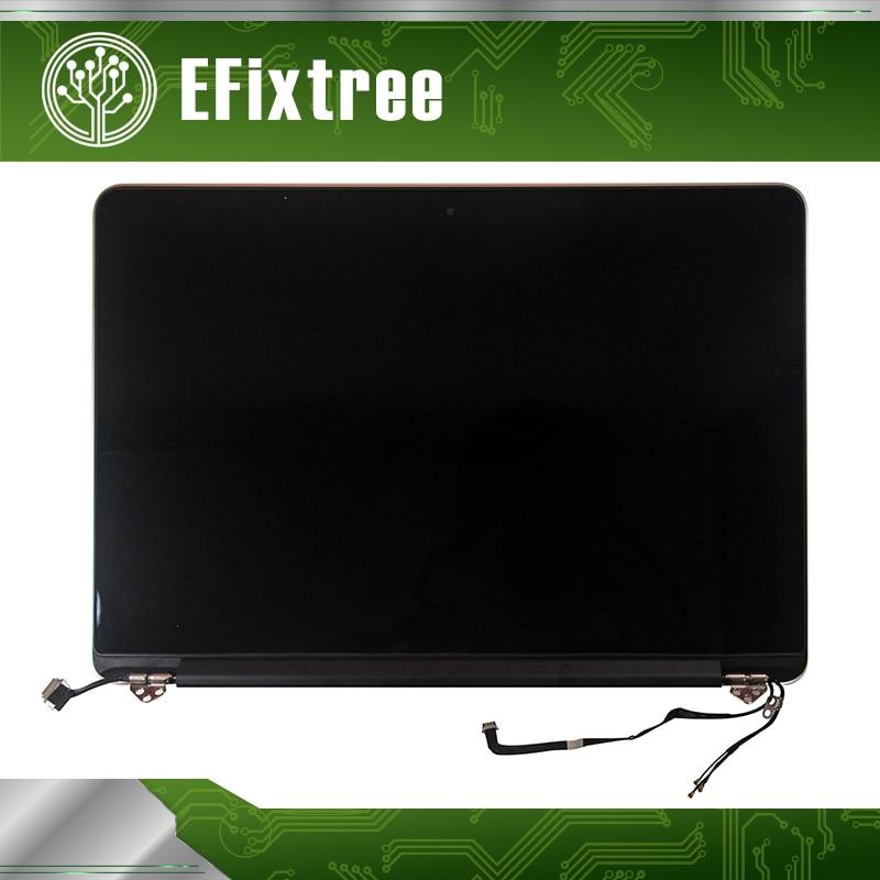 Efixtree 100% originale A1502 Assemblea A CRISTALLI LIQUIDI Per Macbook Pro 13.3