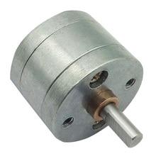 Коэффициент уменьшения коробки передач постоянного тока 1:4. 4/1: 9,6/1:21. 3/1: 35/1: 46/1: 78/1: 103/1: 171/1: 226/1: 377/1: 500: металлические шестерни s для двигателя постоянного тока