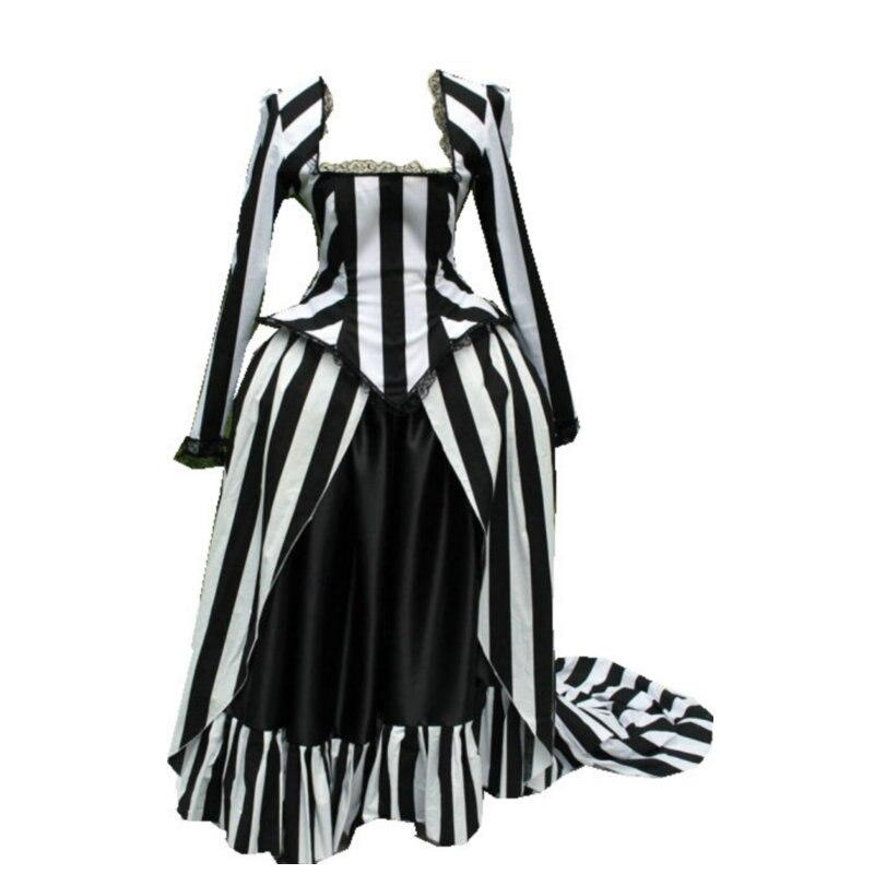 Southern Civile Xs Sz Belle Robe 003victorian 26 Lâche 6xl De Robes 6 Gothique Vintage Us guerre Sc Bal Halloween oWrBdeCx