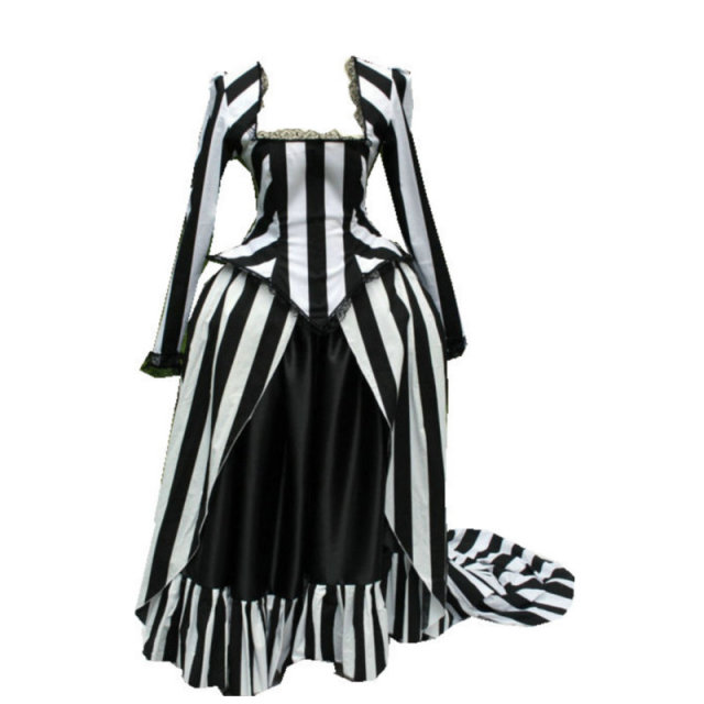sc-003Victorian Gothic Civil War Southern Belle loose Ball Gown Dress  Halloween Vintage dresses Sz US 6-26 XS-6XL 1cb4bfea0e62