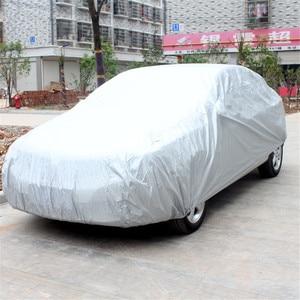 Image 4 - Full Body Car Covers Waterproof Car Umbrella Indoor Outdoor Dustproof Sunshade UV Snow Sun Protection Size S M L XL XXL