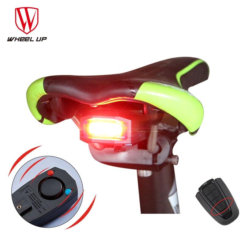 4 v 1 bezdrátové dálkové ovládání proti odcizení světla na horských sedadlech kola zadní světla světla kola příslušenství pro osvětlení světla Velofonar