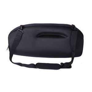 Image 2 - Лучшие предложения жесткий защитный чехол, заказной динамик защитный чехол сумка для JBL Boombox беспроводной Bluetooth динамик черный