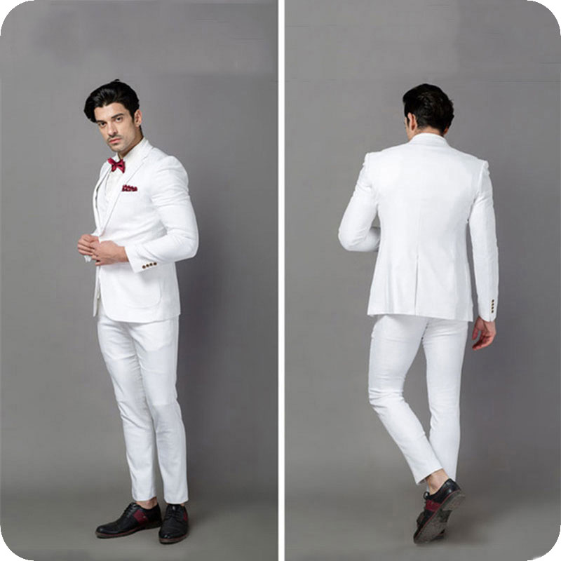 Groom Wedding Tuxedos Suits (67)