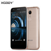 XGODY X20 Unlocked 3G Touch Mobile Phone MTK6580M Quad Core 1G 16G Smartphone 5 Inch IPS