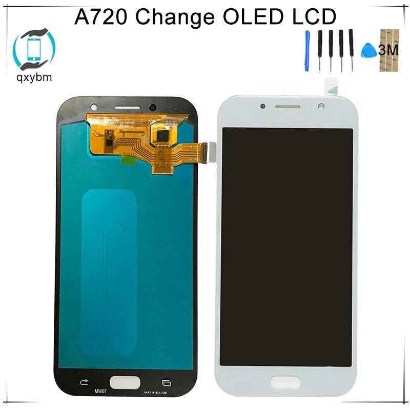 Changement OLED 5.7