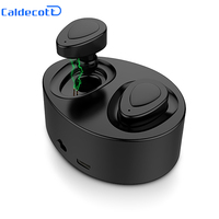 2017 K2 Bluetooth Earphones TWS Earbuds True Wireless Headphones Stereo Music Headset Headsfree With Microphone For