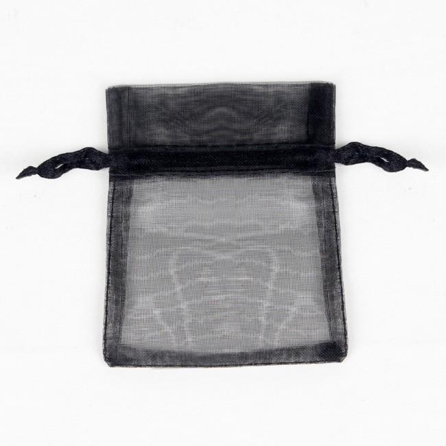100 органза ювелирные изделия сумка сумочка для подарка свадьба пользу смешанный цвет 7 х 9 см