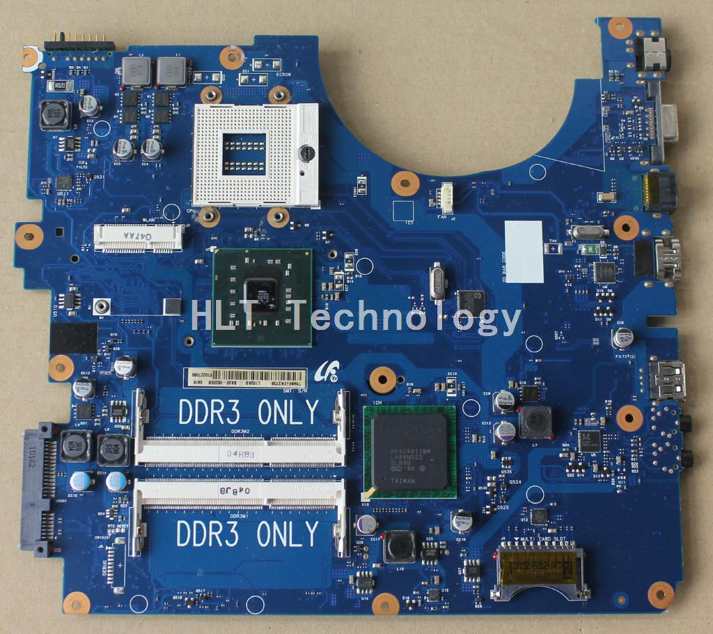 все цены на SHELI For Samsung NP-R530 R530 Laptop Motherboard BA92-06337A BA92-06337B GM45 DDR3integrated graphics card 100% fully tested