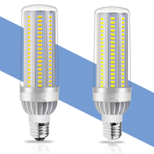 цены E27 LED Light Corn Lamp 220V Led Bulb High Brightness 5730SMD Candle Light 110V Lampada Led 25W 35W 50W High Power Ampoule Bulb