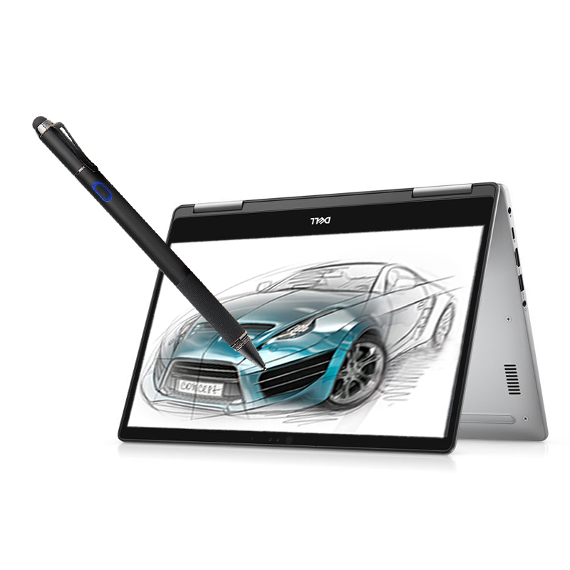 все цены на Stylus Pen Active Capacitive Touch Screen For Dell XPS 13 15 12 Inspiron 3003 5000 7000 chromebook 3189 3180 3380 11 Laptop Case онлайн