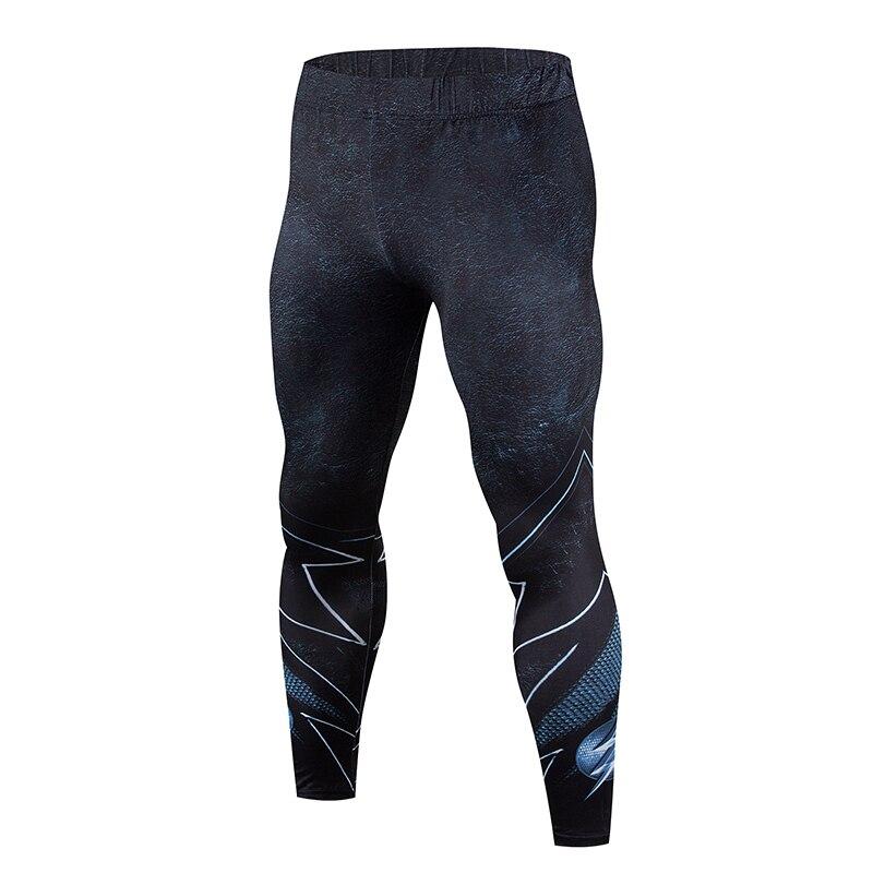 Men's New Compression Stretch Pants  1