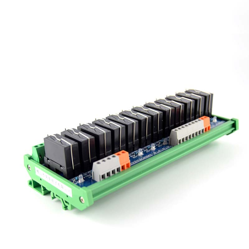 12-way Fujitsu power relay H1CA24V signal output 5 pin compatible NPN / PNP module