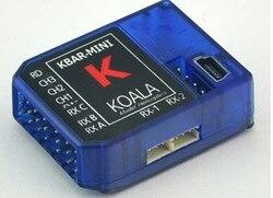 3-Axis Gyro kilobarów 5.3.4 Pro K8 Flybarless System stabilizacji FBL 450-700 niebieski