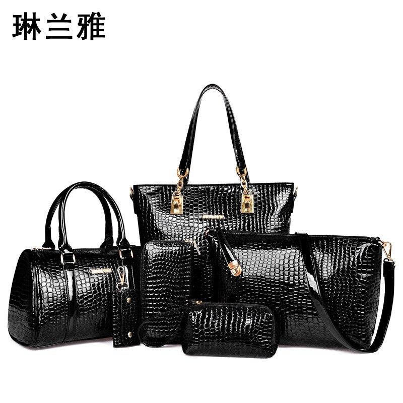 2016 New Arrival Women Tote Women s Shoulder Bags Lady s font b Handbag b font