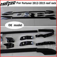 OE model roof rack roof bar roof rail luggage bar for Toyota old Fortuner 2011-2015 year, HITOP-5years SUV experiences